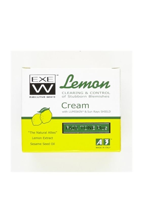 A3 Lemon Clearing & Control Cream Fair Tone Plus 150ml