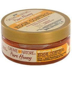 Creme of Nature Pure Honey Moisture Infusion Edge Control 63.7g