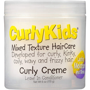 Curly Kids Curly Creme Leave In Conditioner 170g