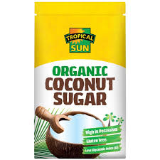 Tropical Sun Organic Coconut Sugar