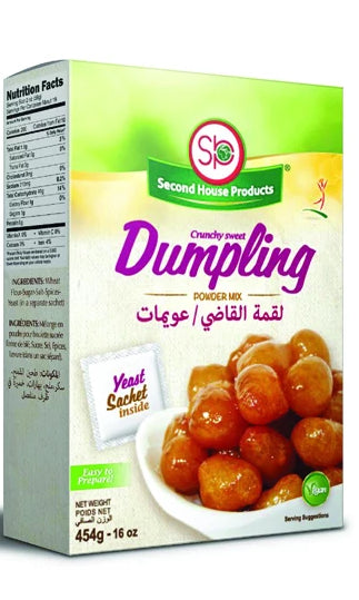 Second House Products Dumpling Powder Mix