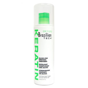 Keratin One 'n Only Brazilian Tech Sulfate-Free Smoothing Conditioner 250ml