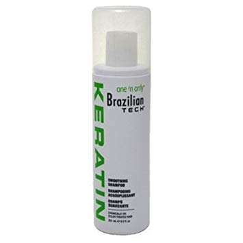 Keratin One 'n Only Brazilian Tech Smoothing Shampoo 250ml