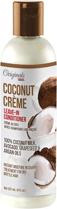 Originals Coconut Creme Leave-in Conditioner 237ml