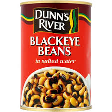 Dunn's River Black Eye Beans in Salted Water