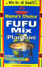 Load image into Gallery viewer, Mama's Choice Fufu Mix (Plantain)