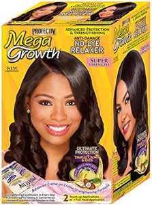 Profectiv Mega Growth No-Lye Relaxer