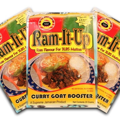Ram-It-Up Curry Goat Booster