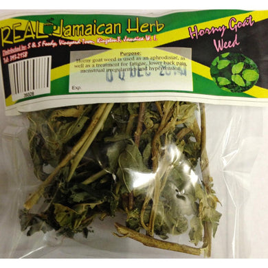 Real Jamaican Horny Goat Weed