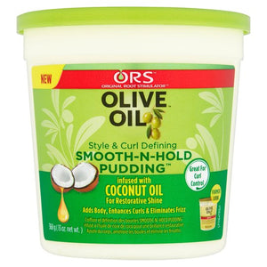 ORS Smooth N Hold Pudding 368g
