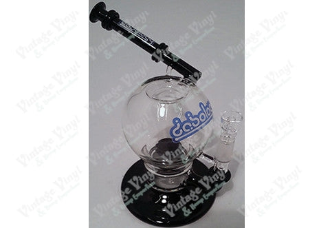 Dabology Black and Blue Frit Mini Ball