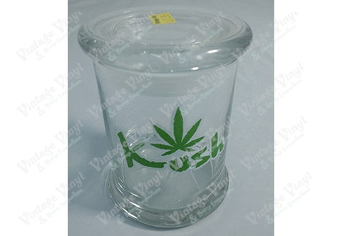 KUSH Glass Jar