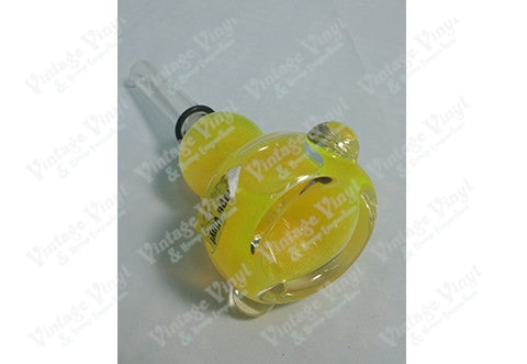 Yellow Glow in the Dark 12mm Bowl