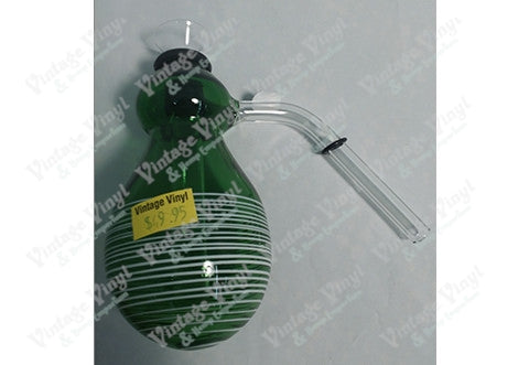 Green with White Stripes 9mm Ash Catcher