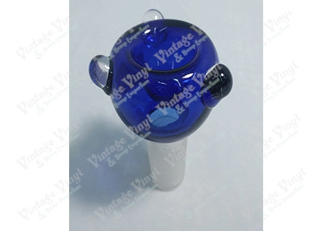 Blue Bubble 18mm Bowl