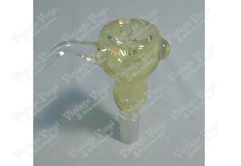 Clear Yellow Large 18mm Bowl