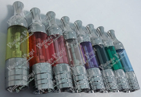 Aspire Metal And Plastic Tank Clearomizer