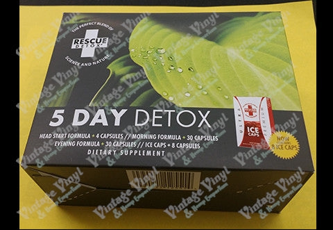 Rescue Detox Permanent 5 Day Detox