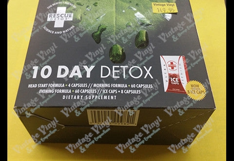 Rescue Detox Permanent 10 Day Detox