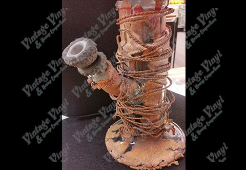 Hoss Custom Copper Electroform 2 Piece Build-A-Bong