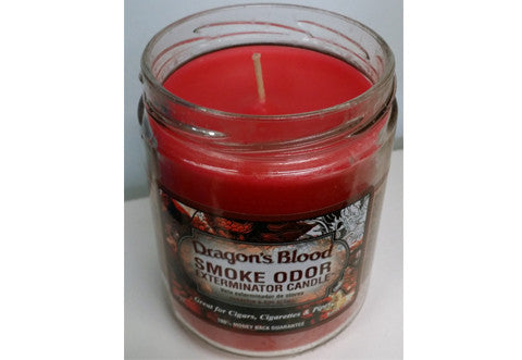 Dragons Blood Odor Exterminator Candle