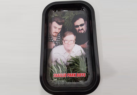Trailer Park Boys Bundled Rolling Tray
