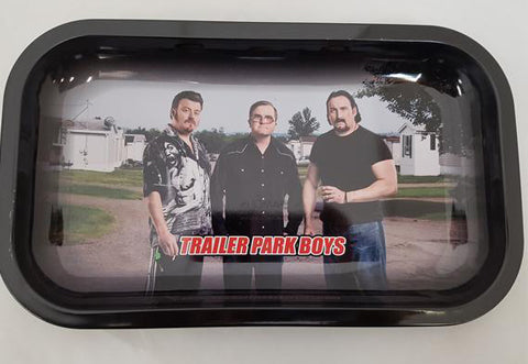 Trailer Park Boys Classic Rolling Tray