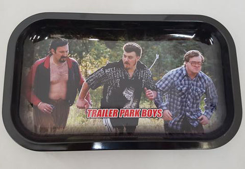 Trailer Park Boys Hustle Rolling Tray