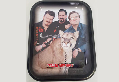 Trailer Park Boys Big Kitty Rolling Tray