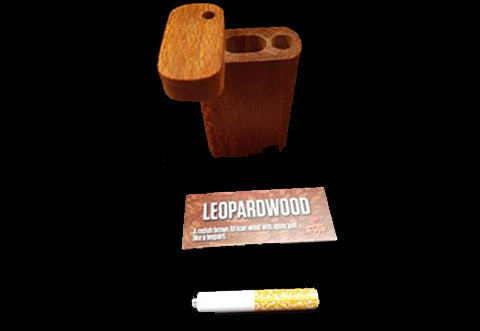 Futo Leopardwood Regular Dugout