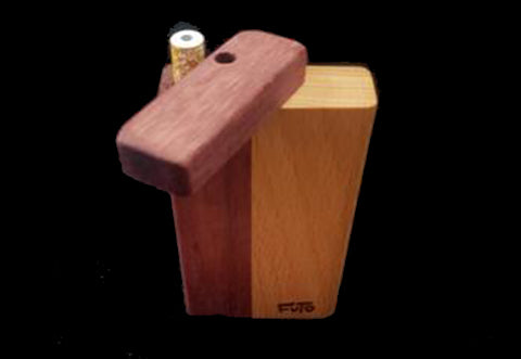 Futo Puzzel Box Wood Dugout