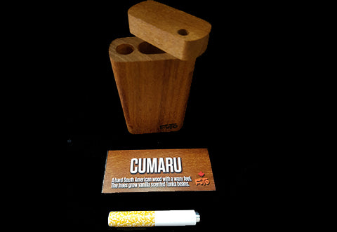 Futo Cumaru Wood Regular Dugout