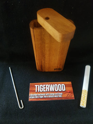 Futo Tigerwood Regular Dugout
