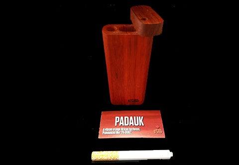Futo Padauk Wood Regular Dugout