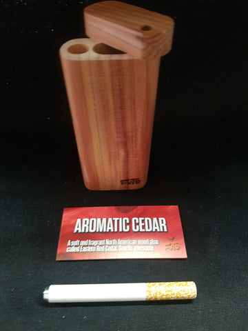Futo Aromatic Cedar Wood Regular Dugout