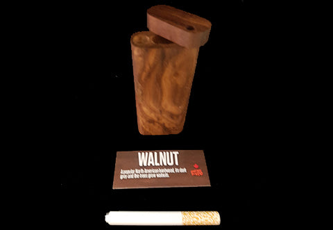 Futo Walnut Wood Regular Dugout