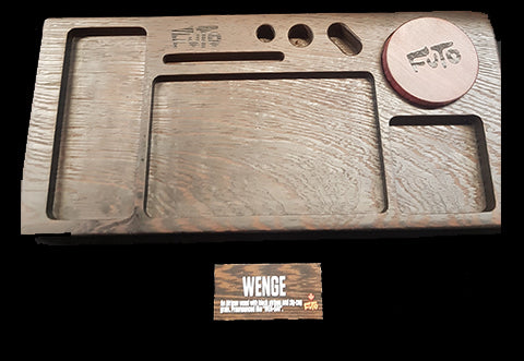 Futo Wood Rolling Tray