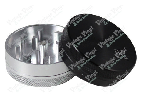 "Kannastor Solid Top 1.5"" 2 Piece Grinder"