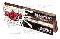 Juicy Jay's Birthday Cake Flavored King Size Rolling Papers