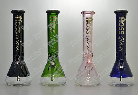 HOSS 5mm Colored Beaker w/ Window Base