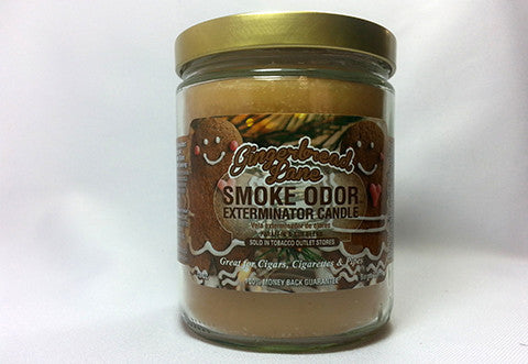 Gingerbread Odor Exterminator Candle