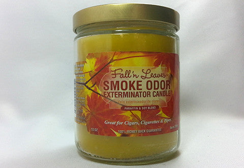 Fall'n Leaves Odor Exterminator Candle