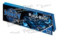 Juicy Jay's Black Magic Flavored 1 1/4 Size Rolling Papers