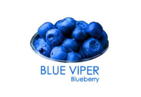 Hydro Herbal Blue Viper Shisha