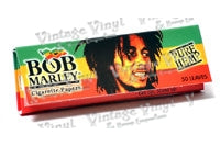 Bob Marley 1 1/4 Size Rolling Papers