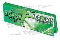 Juicy Jay's Cool Jays Flavored 1 1/4 Size Rolling Papers