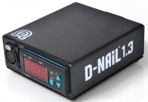 D-NAIL 1.3 Aluminum Digital Essential Oil Vaporizer