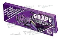 Juicy Jay's Grape Flavored 1 1/4 Size Rolling Papers