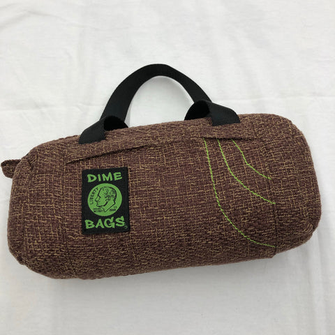Small Padded Duffle Tube Dime Bag