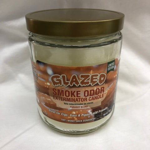 Glazed Odor Exterminator Candle